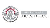 KRAIBURG BELMONDO Pferdestallmatten sind durch die Fachstelle für tiergerechte Tierhaltung und Tierschutz in Österreich zugelassen