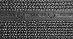 BELMONDO Kingsize Cover Pferdematte mit Hammerschlagprofil an Ober- und Unterseite