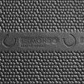 bewährtes Hammerschlag-Profil an der Oberseite des Pferdematten-Systems BELMONDO Kingsize Duo für Liegeflächen in der Gruppenhaltung