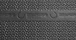 pebbled profile on surface and lower side of BELMONDO Kingsize Cover large area horse mat made of rubber for looseboxes / lying areas