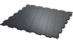 BELMONDO Walkway slip resistant rubber mat for walkways in horse stables