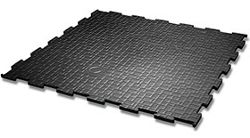 BELMONDO Walkpro horse mat made of rubber for walkways in horse stables
